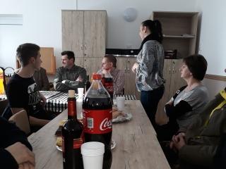 Csesztvei polgárőrök évindító értekezlete