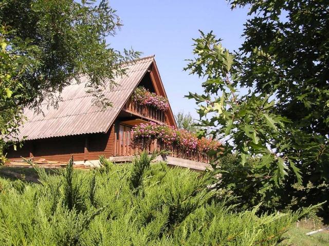 Bakó Faház (drevený dom)