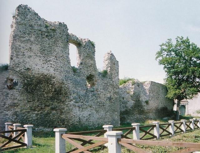 Hrad Modrý kameň