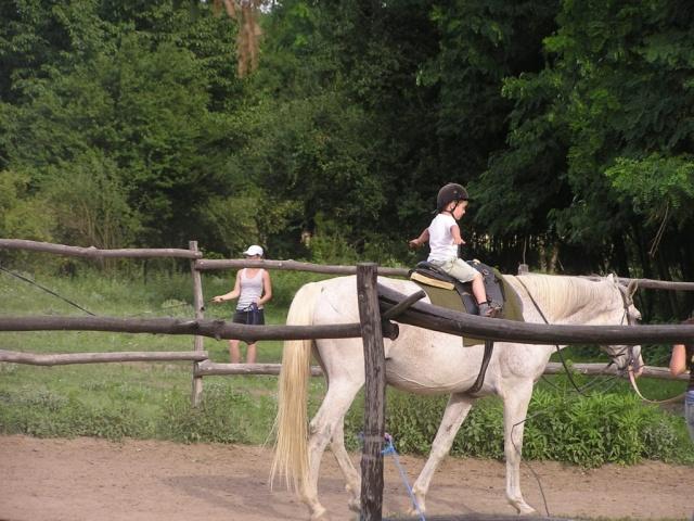 Jazdecký park v Göröc