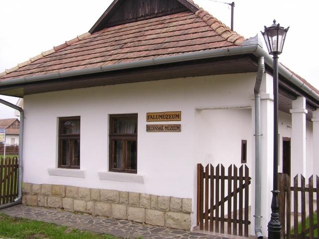 Múzeum dediny Szügy