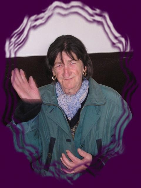 Roza Jánosné, Irénke (1942-2007)