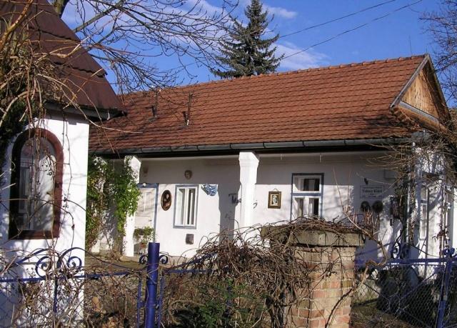 Tolnay Klári Memorial House