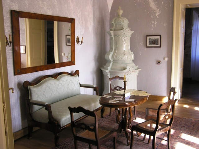 Madách Imre Kastély Múzeum (Alsósztregován)