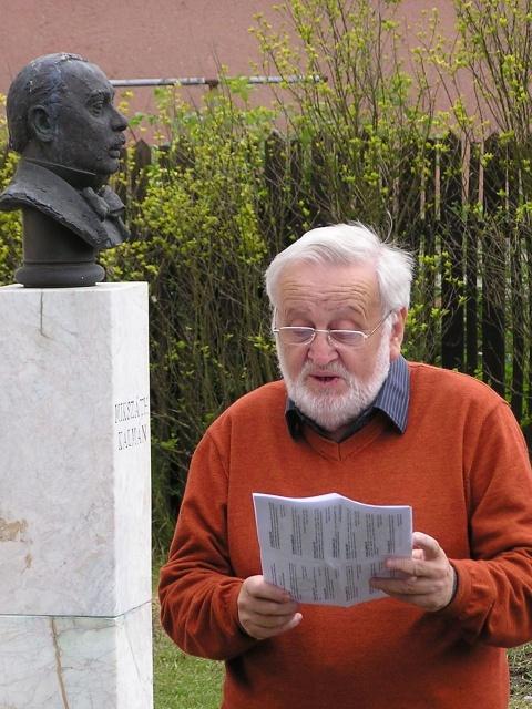 Dr. Praznovszky Mihály ünnepi beszéde