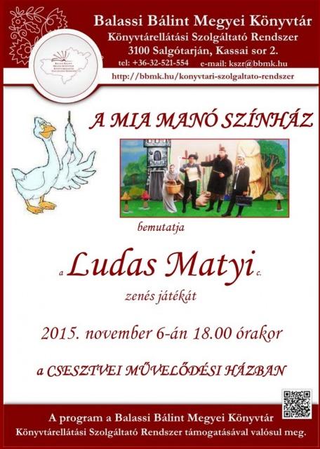 Ludas Matyi Csesztvén