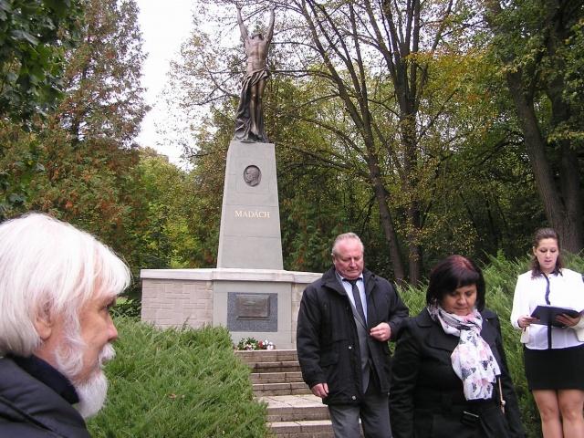 Madách Imre Irodalmi Napok Alsósztregova 2016.10.07.
