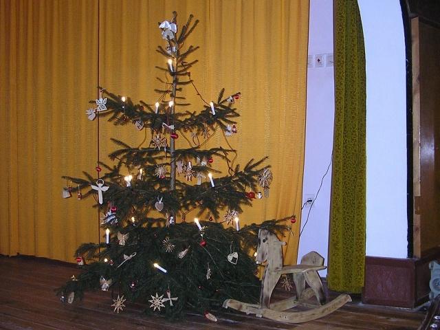 Karácsonyi faluköszöntő