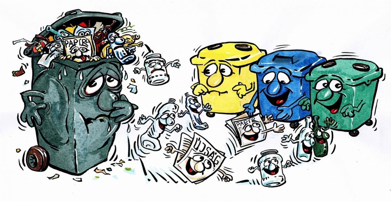 Szelektíven gyűjtött hulladék elszállítása